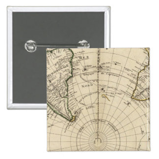 Hémisphère sud pin's