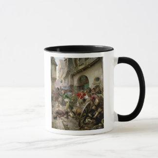 Henri de La Rochejaquelein à la bataille de Mug