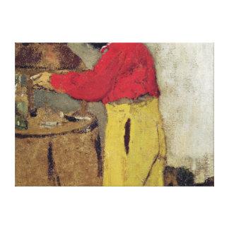 Henri De Toulouse-Lautrec au sur de Villeneuve Toiles