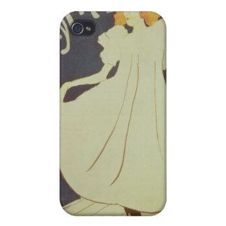Henri De Toulouse-Lautrec | mai Milton, France Coques iPhone 4