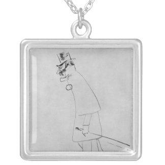 Henri De Toulouse-Lautrec | un docteur de Chambre Collier