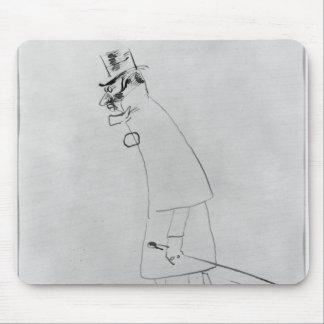 Henri De Toulouse-Lautrec | un docteur de Chambre Tapis De Souris