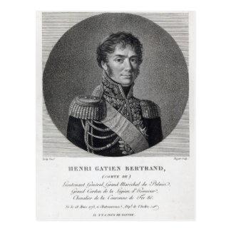 Henri Gatien Bertrand Carte Postale