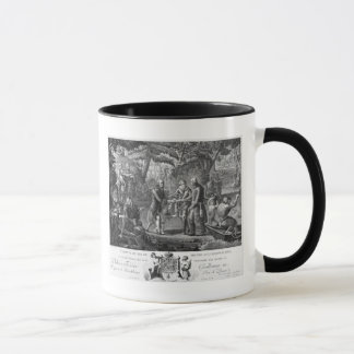 Henri IV Frederick de réconciliation William II Mug