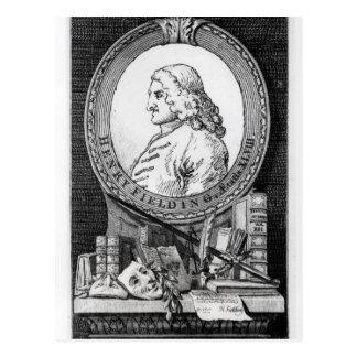 Henry Fielding à l'âge de quarante-huit Carte Postale