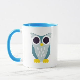 Henry le hibou mugs