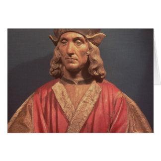Henry VII, 1509-11 Carte De Vœux
