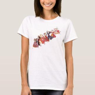 Henry VIII et son T-shirt de bande dessinée de six