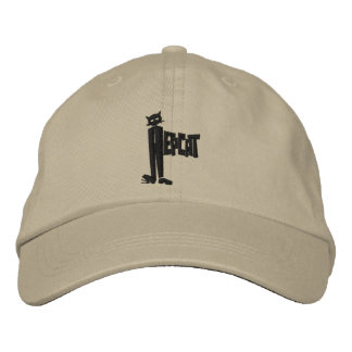Hepcat a brodé le casquette
