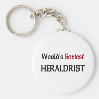 Heraldrist le plus sexy du monde porte-clefs