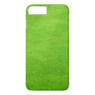 Herbe verte coque iPhone 7 plus