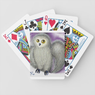 Hérisse le hibou jeu de cartes