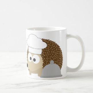 Hérisson de chef mug