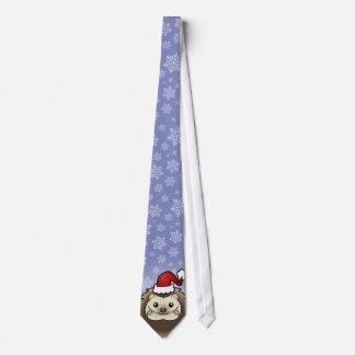 Hérisson de pygmée de Noël Cravate
