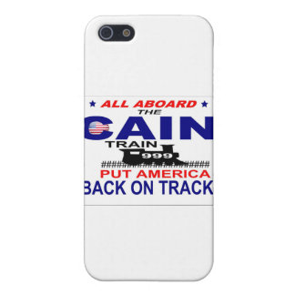 Herman Caïn iPhone 5 Case