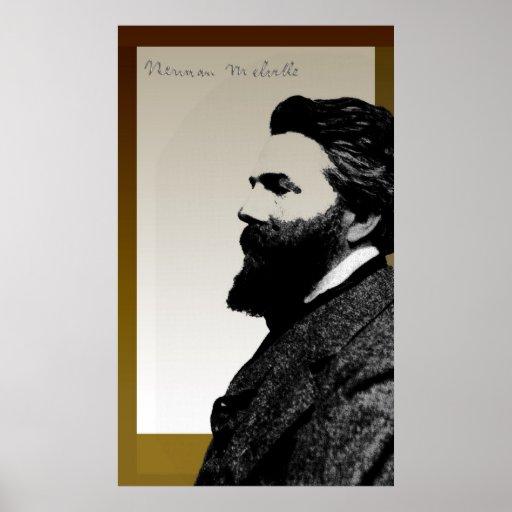 Herman Melville Posters
