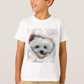 Hermes le maltais t-shirt