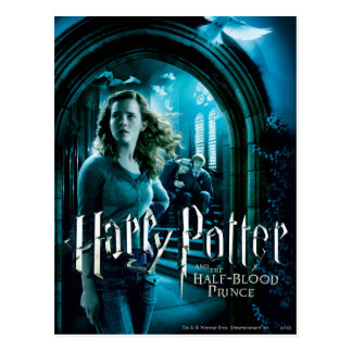 Hermione Granger 3 Carte Postale