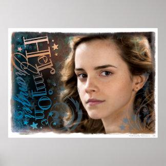 Hermione Granger Affiches
