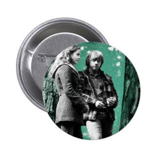 Hermione, Ron, et Harry 1 Badges