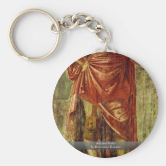 Héros antique par Bramante Donato Porte-clés