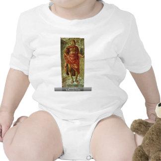 Héros antique par Bramante Donato T-shirt