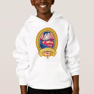 Héros d'Américain de Superman