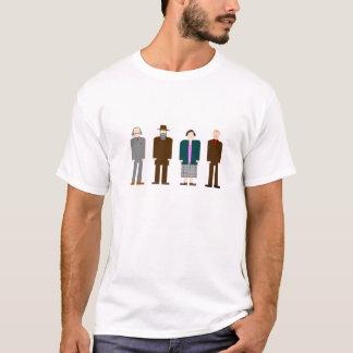 Héros de l'archéologie t-shirt