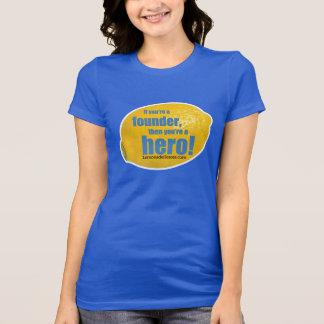 Héros de limonade - le T-shirt des dames