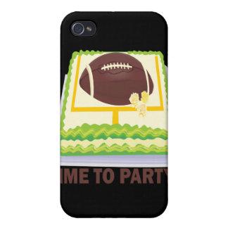 Heure de party étui iPhone 4/4S