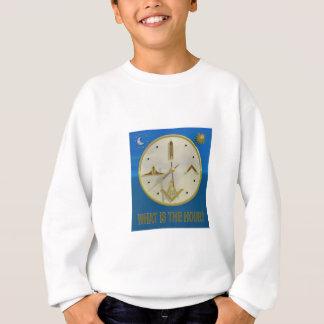 Heure maçonnique sweatshirt