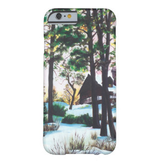 Heure magique Big Bear Coque Barely There iPhone 6