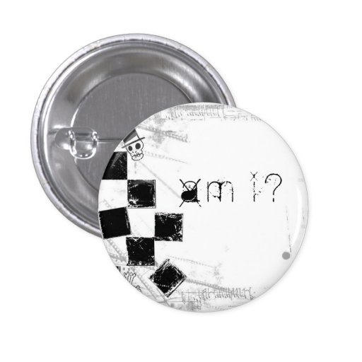 HEURES DU MATIN i ? bouton Badge Avec Épingle