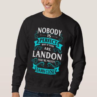 Heureux d'être T-shirt de LANDON