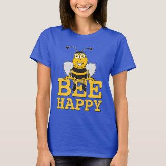 Heureux gaffez l'abeille t-shirt