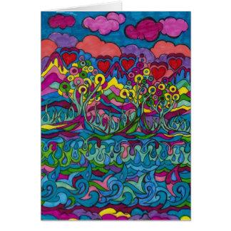 Heureux nous sommes ensemble Dreamscape 1 carte