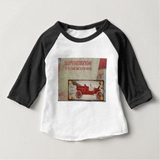 Heureux-Père-Jour #2 T-shirt Pour Bébé