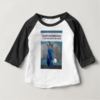 Heureux-Père-Jour #4 T-shirt Pour Bébé
