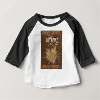 Heureux-Père-Jour T-shirt Pour Bébé