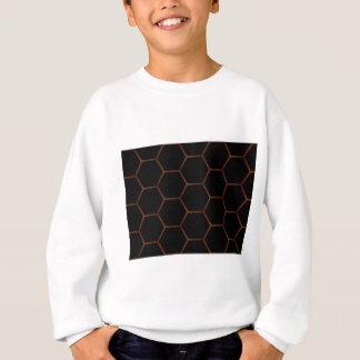 Hexagone foncé sweatshirt