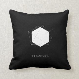 Hexagone - un coussin plus fort