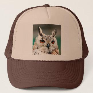 Hibou 1 casquette