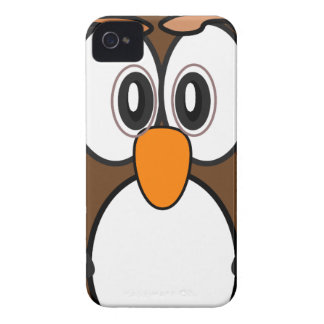 hibou #2 coque iPhone 4