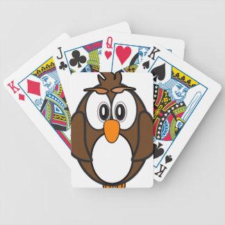 hibou #2 jeu de cartes