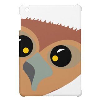 Hibou bigleux coque iPad mini