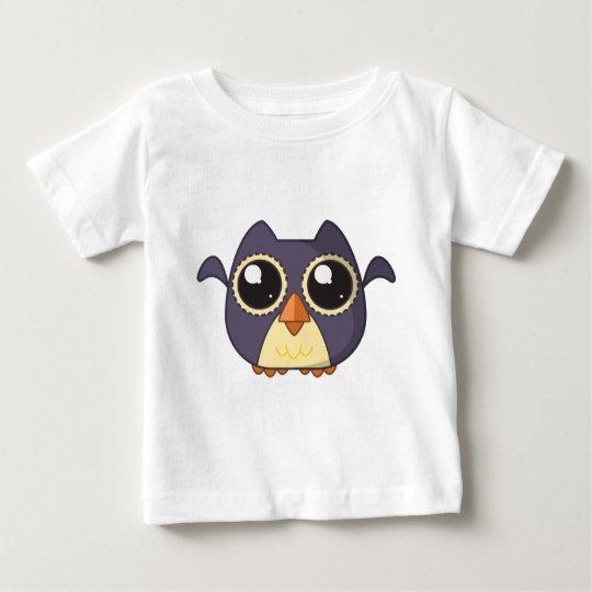 Hibou Cutie T-shirt Pour Bébé