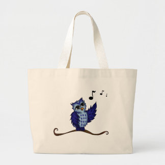hibou de chant grand sac