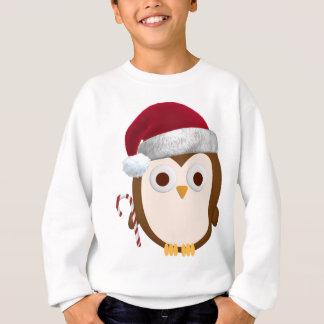 Hibou de Noël Sweatshirt
