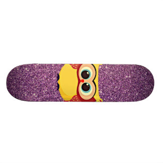 Hibou de scintillement skateboard old school 18,1 cm