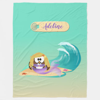 hibou de sirène - couverture